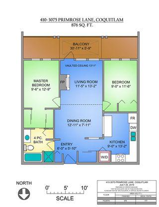 Photo 20: 410 3075 PRIMROSE Lane in Coquitlam: North Coquitlam Condo for sale : MLS®# R2393225