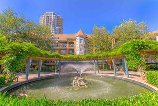 Main Photo: 410 3075 PRIMROSE Lane in Coquitlam: North Coquitlam Condo for sale : MLS®# R2393225