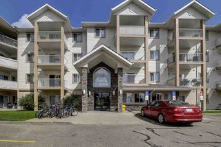 Photo 1: 328 245 EDWARDS Drive in Edmonton: Zone 53 Condo for sale : MLS®# E4169551
