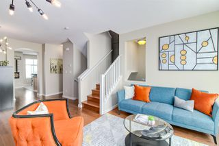 "Photo 4: 30 7288 HEATHER Street in Richmond: McLennan North Townhouse for sale in ""BARRINGTON WALK"" : MLS®# R2401613"