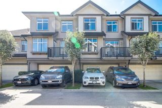 "Photo 20: 30 7288 HEATHER Street in Richmond: McLennan North Townhouse for sale in ""BARRINGTON WALK"" : MLS®# R2401613"