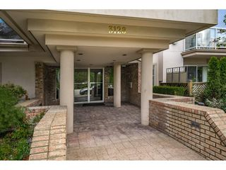 "Photo 2: 306 3128 FLINT Street in Port Coquitlam: Glenwood PQ Condo for sale in ""FRASER COURT TERRACE"" : MLS®# R2400660"
