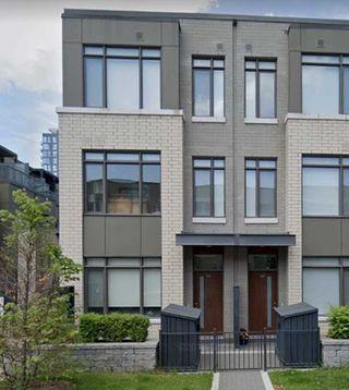 Main Photo: 46 St David Street in Toronto: Regent Park Condo for lease (Toronto C08)  : MLS®# C4677194