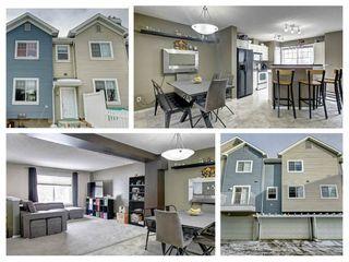 Photo 1: 44 8304 11 Avenue in Edmonton: Zone 53 Townhouse for sale : MLS®# E4186470