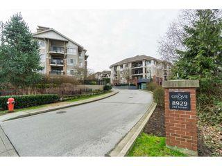 "Photo 1: E205 8929 202 Street in Langley: Walnut Grove Condo for sale in ""THE GROVE"" : MLS®# R2435101"