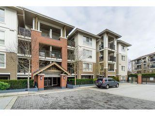 "Photo 2: E205 8929 202 Street in Langley: Walnut Grove Condo for sale in ""THE GROVE"" : MLS®# R2435101"