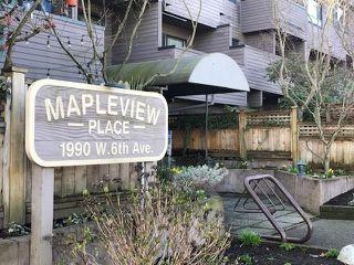 Photo 2: 319 1990 W 6TH Avenue in Vancouver: Kitsilano Condo for sale (Vancouver West)  : MLS®# R2443395