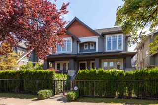 Main Photo: 2528 W 8TH Avenue in Vancouver: Kitsilano Townhouse for sale (Vancouver West)  : MLS®# R2460480