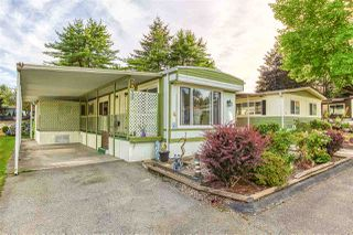 "Main Photo: 4 7850 KING GEORGE Boulevard in Surrey: East Newton Manufactured Home for sale in ""BEAR CREEK GLEN"" : MLS®# R2491097"