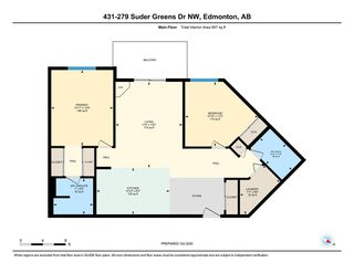 Photo 50: 431 279 SUDER GREENS Drive in Edmonton: Zone 58 Condo for sale : MLS®# E4220241