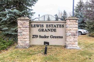 Photo 48: 431 279 SUDER GREENS Drive in Edmonton: Zone 58 Condo for sale : MLS®# E4220241