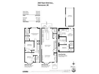 Photo 39: 2827 E 43 Avenue in Vancouver: Killarney VE 1/2 Duplex for sale (Vancouver East)  : MLS®# R2524146