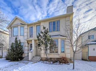Main Photo: 7205 Sierra Morena Boulevard SW in Calgary: Signal Hill Semi Detached for sale : MLS®# A1055568