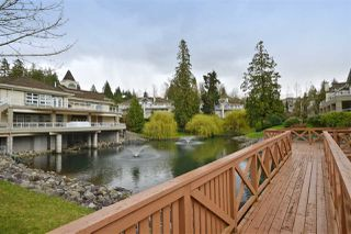 """Photo 18: 71 4001 OLD CLAYBURN Road in Abbotsford: Abbotsford East Townhouse for sale in """"Cedar Springs"""" : MLS®# R2411432"""