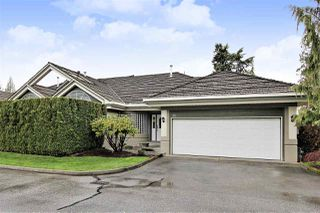 """Main Photo: 71 4001 OLD CLAYBURN Road in Abbotsford: Abbotsford East Townhouse for sale in """"Cedar Springs"""" : MLS®# R2411432"""