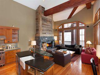"Main Photo: 19F 2300 NORDIC Drive in Whistler: Nordic House 1/2 Duplex for sale in ""FAIRMONT NATURES DOOR"" : MLS®# R2421114"