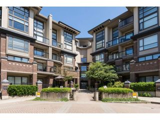 "Photo 1: 242 10838 CITY Parkway in Surrey: Whalley Condo for sale in ""ACCESS"" (North Surrey)  : MLS®# R2434969"