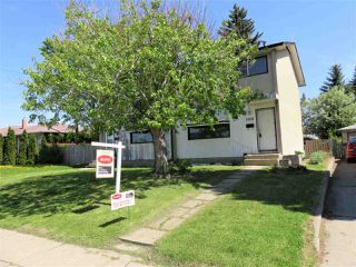 Photo 1: 13335 119 Street in Edmonton: Zone 01 House Half Duplex for sale : MLS®# E4189363