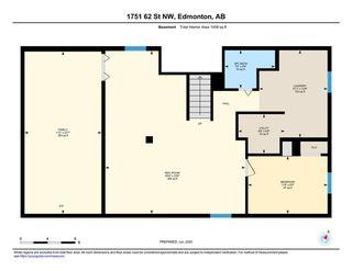 Photo 45: 1751 62 Street Edmonton 4 Bed 2.5 Bath Family House For Sale E4202239