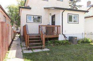 Photo 17: 1615 Ross Avenue in Winnipeg: Weston Residential for sale (5D)  : MLS®# 202018631