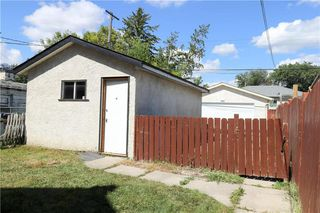 Photo 18: 1615 Ross Avenue in Winnipeg: Weston Residential for sale (5D)  : MLS®# 202018631