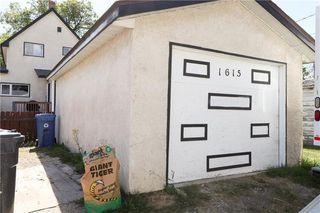 Photo 19: 1615 Ross Avenue in Winnipeg: Weston Residential for sale (5D)  : MLS®# 202018631