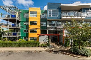 Photo 1: 413 797 Tyee Rd in : VW Victoria West Condo for sale (Victoria West)  : MLS®# 856947