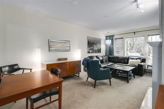 """Photo 3: 311 55 BLACKBERRY Drive in New Westminster: Fraserview NW Condo for sale in """"Queen's Park Place"""" : MLS®# R2515015"""