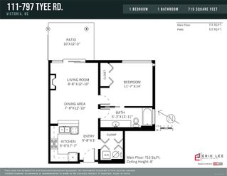 Photo 23: 111 797 Tyee Rd in : VW Victoria West Condo for sale (Victoria West)  : MLS®# 862463