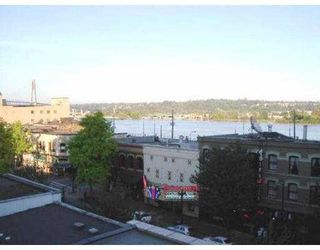 "Photo 3: 601 680 CLARKSON ST in New Westminster: Downtown NW Condo for sale in ""CLARKSON"" : MLS®# V553410"