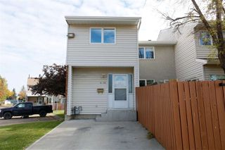 Main Photo: 6810 36A Avenue in Edmonton: Zone 29 Townhouse for sale : MLS®# E4176094