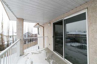 Photo 25: 329 16221 95 Street in Edmonton: Zone 28 Condo for sale : MLS®# E4182328