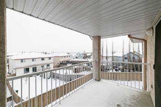 Photo 26: 329 16221 95 Street in Edmonton: Zone 28 Condo for sale : MLS®# E4182328