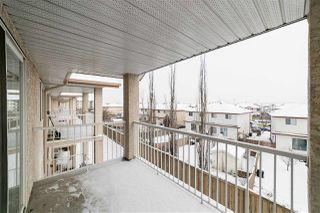 Photo 27: 329 16221 95 Street in Edmonton: Zone 28 Condo for sale : MLS®# E4182328