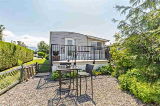 """Photo 27: 36 7610 EVANS Road in Chilliwack: Sardis West Vedder Rd Manufactured Home for sale in """"COTTONWOOD MOBILE HOME PARK"""" (Sardis)  : MLS®# R2457384"""