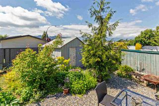 """Photo 28: 36 7610 EVANS Road in Chilliwack: Sardis West Vedder Rd Manufactured Home for sale in """"COTTONWOOD MOBILE HOME PARK"""" (Sardis)  : MLS®# R2457384"""