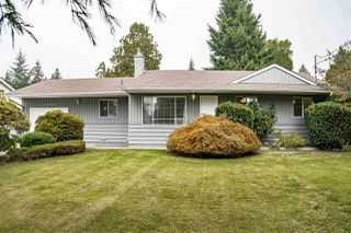 "Photo 1: 13233 15 Avenue in Surrey: Crescent Bch Ocean Pk. House for sale in ""OCEAN PARK"" (South Surrey White Rock)  : MLS®# R2507829"