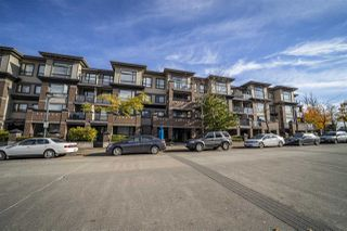 "Photo 1: 408 10822 CITY Parkway in Surrey: Whalley Condo for sale in ""Access"" (North Surrey)  : MLS®# R2513905"