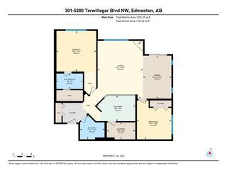 Photo 2: 301 5280 TERWILLEGAR Boulevard in Edmonton: Zone 14 Condo for sale : MLS®# E4223317