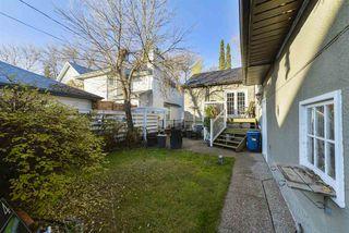 Photo 29: 10015 97 Avenue in Edmonton: Zone 12 House for sale : MLS®# E4177482