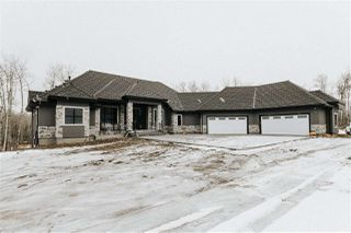 Photo 1: 61 51565 RR 223: Rural Strathcona County House for sale : MLS®# E4180270