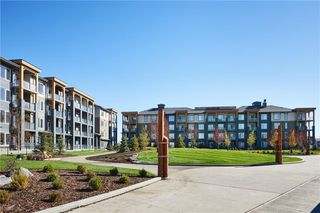 Photo 2: 114 100 Auburn Meadows Manor SE in Calgary: Auburn Bay Apartment for sale : MLS®# C4276342