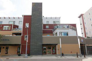Photo 1: 301 11633 105 Avenue in Edmonton: Zone 08 Condo for sale : MLS®# E4183753