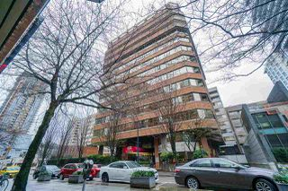 "Photo 1: 1205 1177 HORNBY Street in Vancouver: Downtown VW Condo for sale in ""London Place"" (Vancouver West)  : MLS®# R2444078"