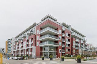 """Main Photo: 718 5399 CEDARBRIDGE Way in Richmond: Brighouse Condo for sale in """"RIVA 1"""" : MLS®# R2462340"""
