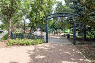 Photo 42: 105 9603 98 Avenue in Edmonton: Zone 18 Townhouse for sale : MLS®# E4209335