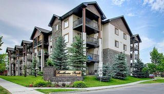 Main Photo: 2301 8 BRIDLECREST Drive SW in Calgary: Bridlewood Apartment for sale : MLS®# A1020448