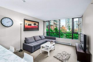 """Main Photo: 407 928 HOMER Street in Vancouver: Yaletown Condo for sale in """"Yaletown Park I"""" (Vancouver West)  : MLS®# R2513253"""
