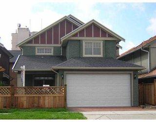 "Photo 1: 4240 GARRY Street in Richmond: Steveston South House for sale in ""GARRY RD."" : MLS®# V611330"