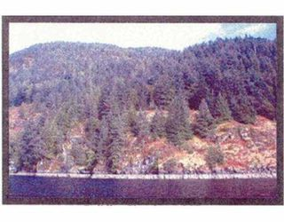 Photo 6: LOT 2 INDIAN ARM BB: Belcarra Land for sale (Port Moody)  : MLS®# V552981